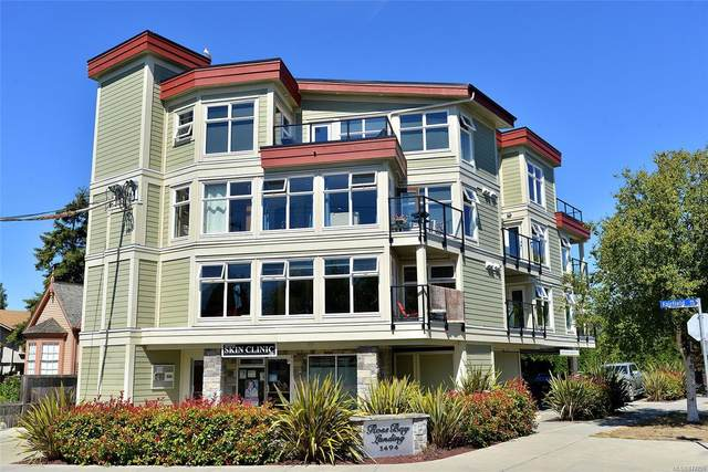 1494 Fairfield Rd #203, Victoria, BC V8S 1E8 (MLS #877226) :: Day Team Realty