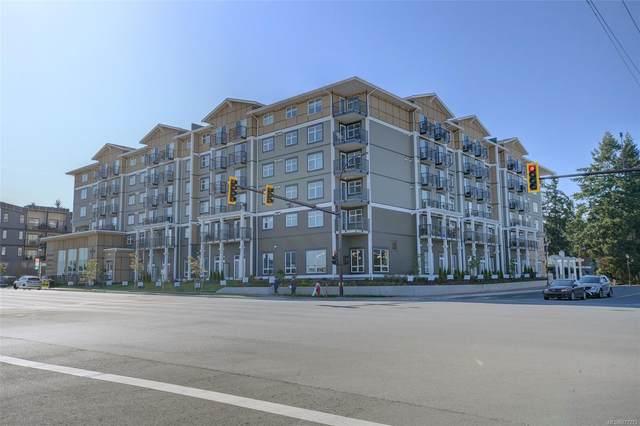 917 Avrill Rd #404, Langford, BC V9B 3P9 (MLS #877272) :: Pinnacle Homes Group