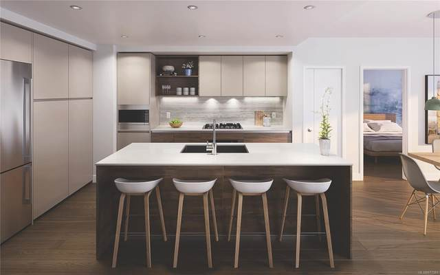 369 Tyee Rd #107, Victoria, BC V9A 0B6 (MLS #877381) :: Pinnacle Homes Group