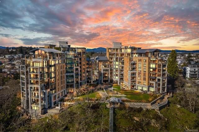 845 Dunsmuir Rd #111, Esquimalt, BC V9A 0A7 (MLS #877418) :: Pinnacle Homes Group