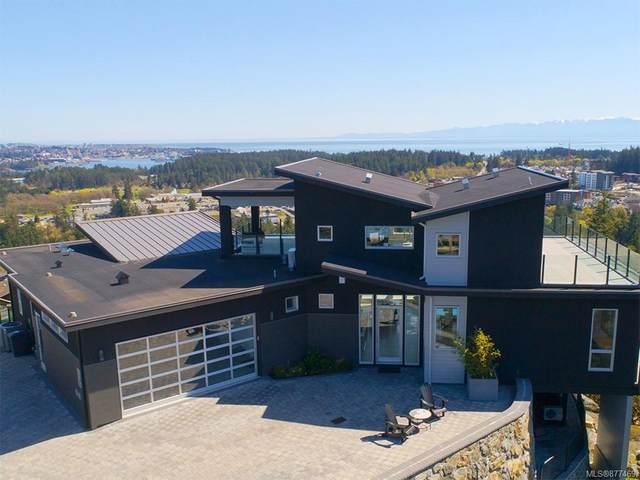 2713 Goldstone Hts, Langford, BC V9B 0A9 (MLS #877469) :: Pinnacle Homes Group