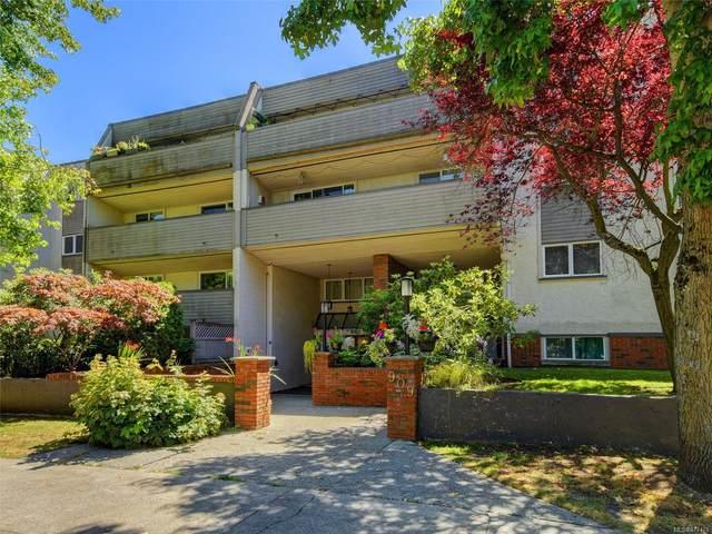909 Pembroke St #109, Victoria, BC V8T 4Z5 (MLS #877479) :: Pinnacle Homes Group