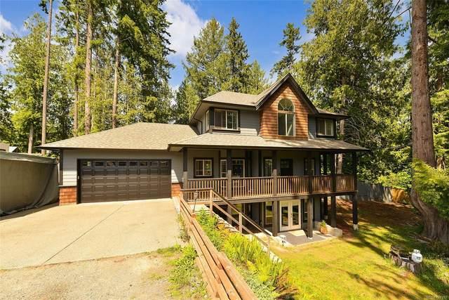 1841 Highland Ridge Rd, Shawnigan Lake, BC V0R 2W1 (MLS #877497) :: Pinnacle Homes Group