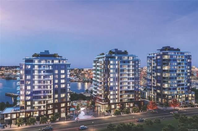 369 Tyee Rd #203, Victoria, BC V9A 0B6 (MLS #877525) :: Pinnacle Homes Group