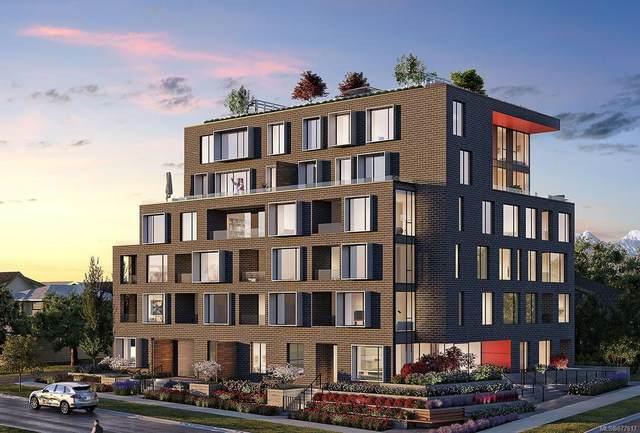 7777 Cambie St #301, Vancouver, BC V6P 3H9 (MLS #877617) :: Pinnacle Homes Group