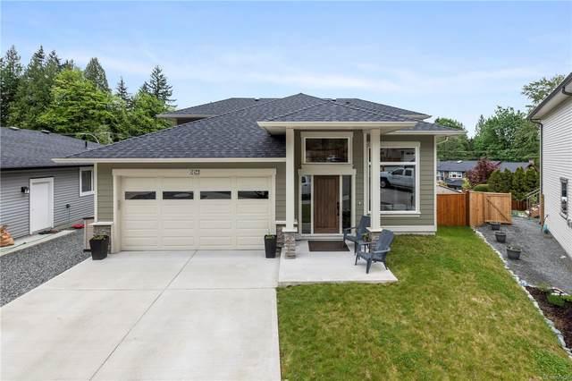 112 Kinsmen Pl, Ladysmith, BC V9G 0B7 (MLS #877620) :: Pinnacle Homes Group