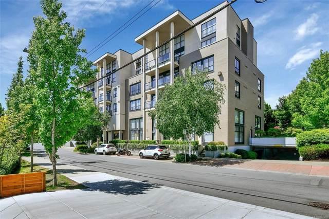 820 Short St #304, Saanich, BC V8X 2V5 (MLS #877636) :: Pinnacle Homes Group
