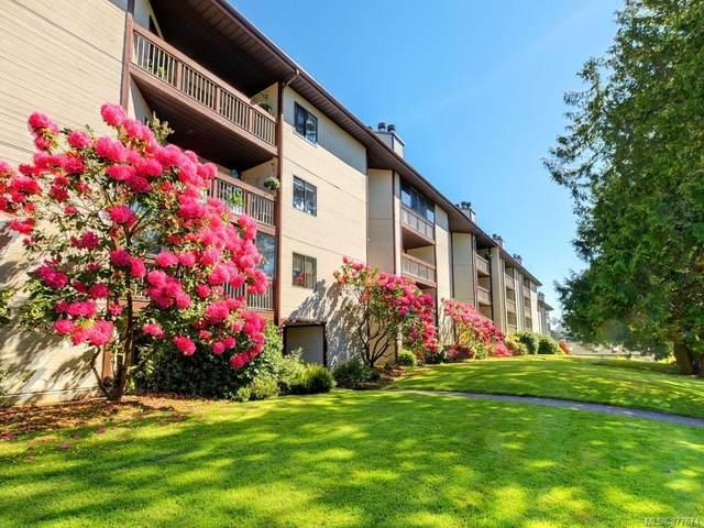 69 Gorge Rd W #310, Saanich, BC V9A 1L9 (MLS #877674) :: Pinnacle Homes Group