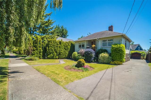 1615 Myrtle Ave, Victoria, BC V8R 2Z9 (MLS #877676) :: Pinnacle Homes Group