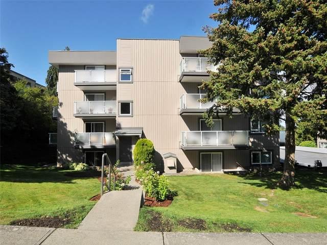 3240 Glasgow Ave #307, Saanich, BC V8X 1M2 (MLS #877782) :: Pinnacle Homes Group