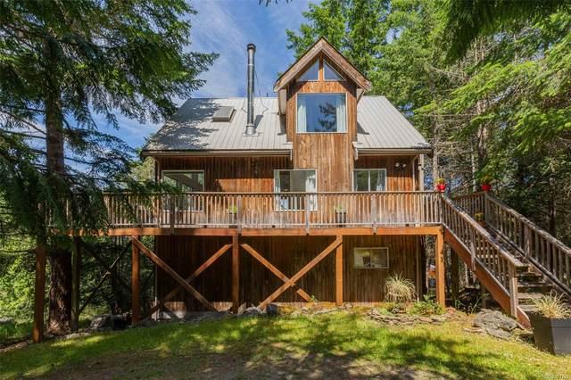 558 Dinner Bay Rd, Mayne Island, BC V0N 2J2 (MLS #877785) :: Pinnacle Homes Group