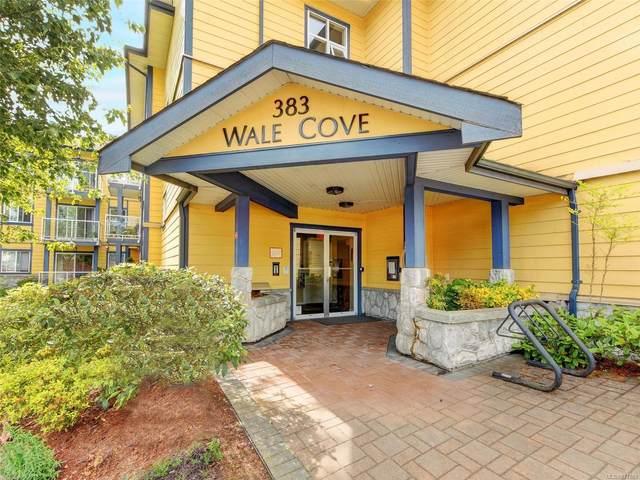 383 Wale Rd #304, Colwood, BC V9B 2X8 (MLS #877861) :: Pinnacle Homes Group