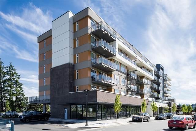 967 Whirlaway Cres #610, Langford, BC V9B 6W6 (MLS #877885) :: Pinnacle Homes Group
