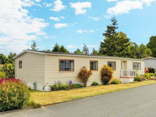 13 Chief Robert Sam Lane #129, View Royal, BC V9A 7N3 (MLS #877889) :: Pinnacle Homes Group