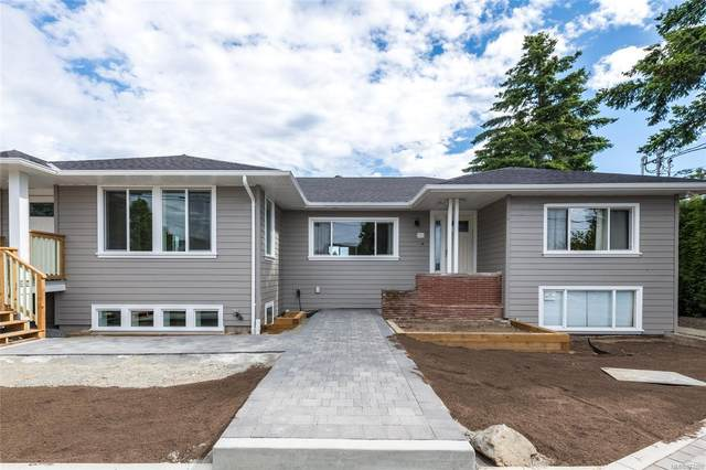 814 Mann Ave A, Saanich, BC V8Z 3C4 (MLS #877898) :: Day Team Realty