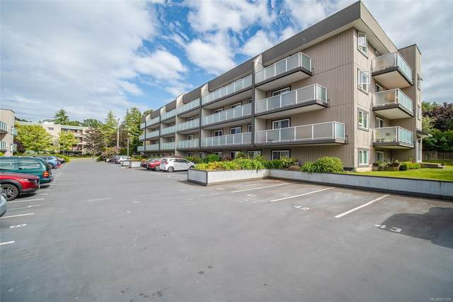 3240 Glasgow Ave #305, Saanich, BC V8X 1M2 (MLS #877926) :: Day Team Realty