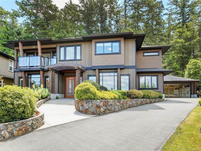 708 Bossi Pl, Saanich, BC V8Y 0A1 (MLS #877928) :: Pinnacle Homes Group