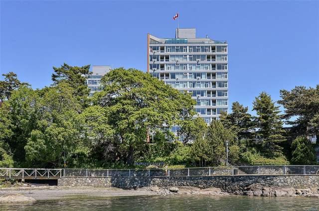 325 Maitland St #306, Victoria, BC V9A 7E9 (MLS #877935) :: Pinnacle Homes Group