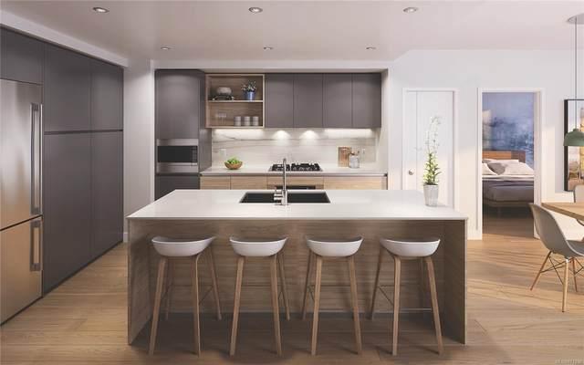369 Tyee Rd #506, Victoria, BC V9A 0B6 (MLS #877938) :: Pinnacle Homes Group