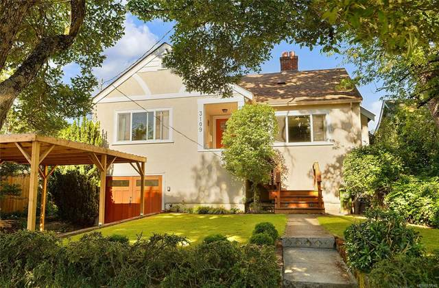 3109 Yew St, Victoria, BC V8X 1M7 (MLS #877948) :: Day Team Realty