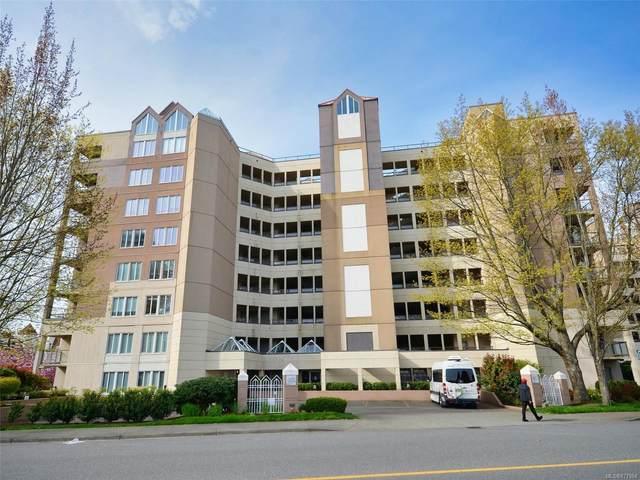 203 Kimta Rd #843, Victoria, BC V9A 6T5 (MLS #877984) :: Pinnacle Homes Group