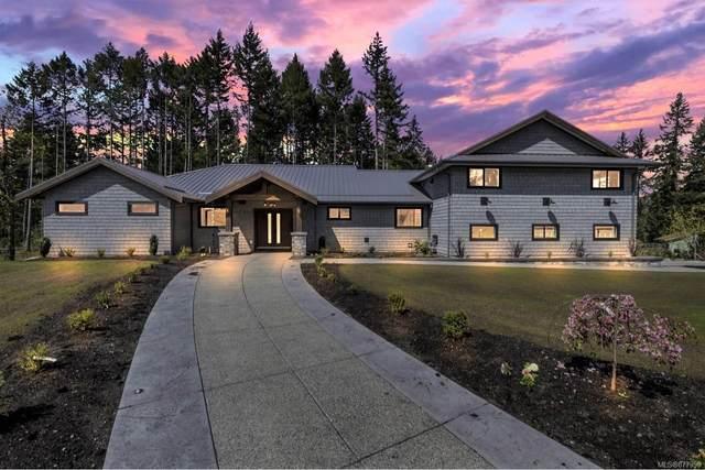 4001 Wellburn Pl, Duncan, BC V9L 5V2 (MLS #877999) :: Pinnacle Homes Group
