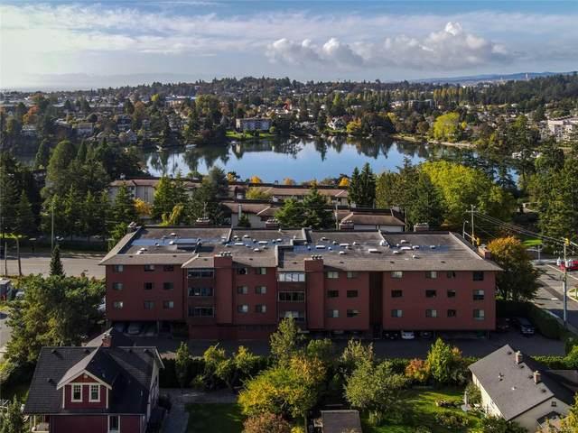150 Gorge Rd W #206, Saanich, BC V9A 1M3 (MLS #878054) :: Pinnacle Homes Group