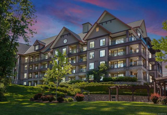 1395 Bear Mountain Pkwy #409, Langford, BC V9B 0E1 (MLS #878138) :: Pinnacle Homes Group