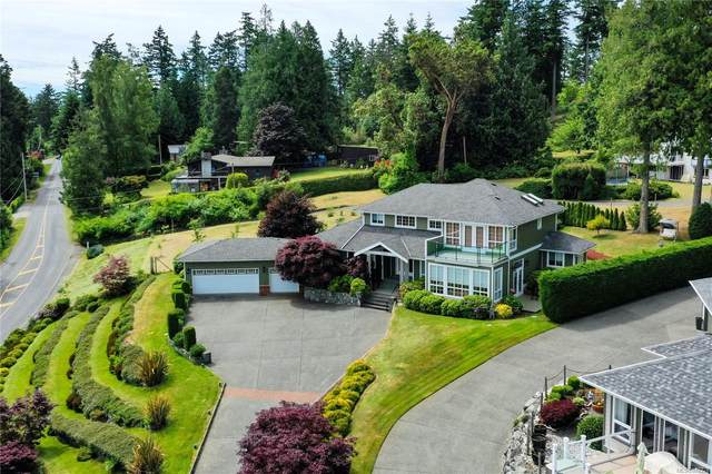 7004 Island View Pl, Central Saanich, BC V8M 2J6 (MLS #878226) :: Day Team Realty