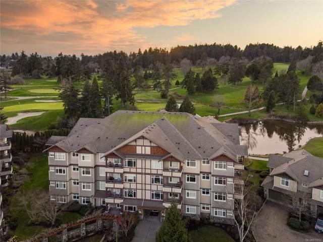 1115 Craigflower Rd 306E, Esquimalt, BC V9A 7R1 (MLS #878237) :: Pinnacle Homes Group