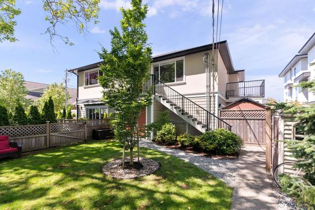 1680 Ryan St #3, Victoria, BC V8R 2X5 (MLS #878328) :: Pinnacle Homes Group