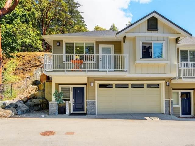 3439 Ambrosia Cres #110, Langford, BC V9C 0K4 (MLS #878373) :: Pinnacle Homes Group
