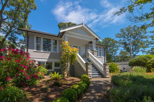3349 Cook St, Saanich, BC V8X 1A7 (MLS #878375) :: Day Team Realty