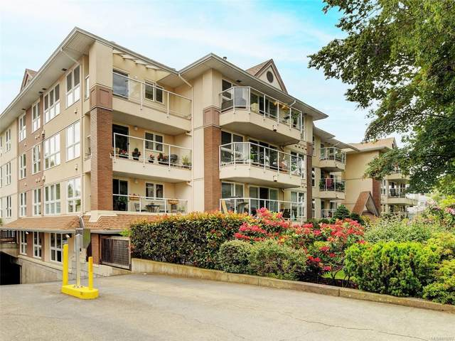 1501 Richmond Ave #206, Victoria, BC V8R 4P7 (MLS #878377) :: Day Team Realty