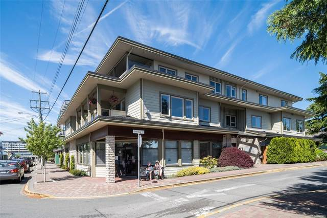 2520 Oakville Ave #303, Sidney, BC V8L 6A7 (MLS #878385) :: Pinnacle Homes Group