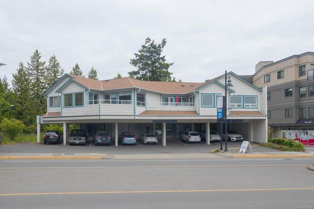 7115 West Saanich Rd #203, Central Saanich, BC V8M 1P7 (MLS #878390) :: Pinnacle Homes Group