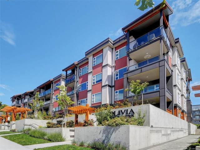 3333 Glasgow Ave #201, Saanich, BC V8X 2S1 (MLS #878397) :: Day Team Realty