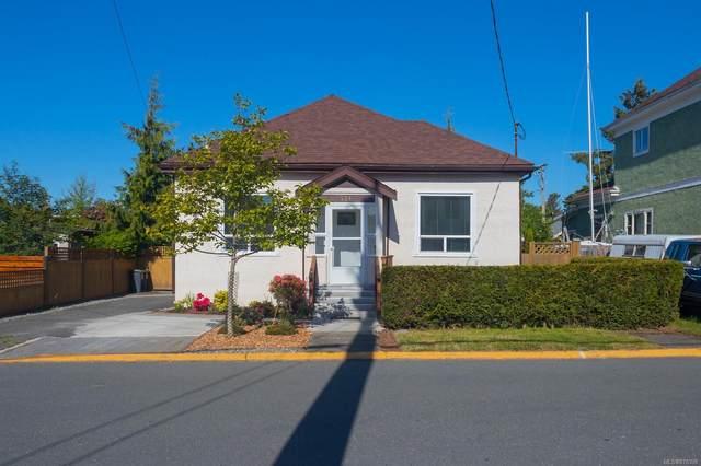 524 Constance Ave, Esquimalt, BC V9A 6N4 (MLS #878398) :: Day Team Realty