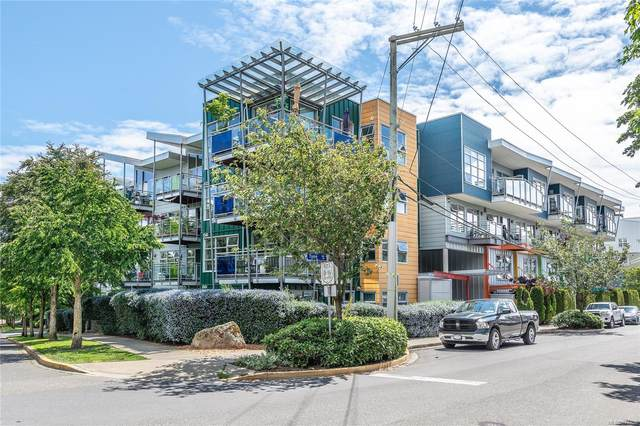 797 Tyee Rd #317, Victoria, BC V9A 7R4 (MLS #878406) :: Day Team Realty