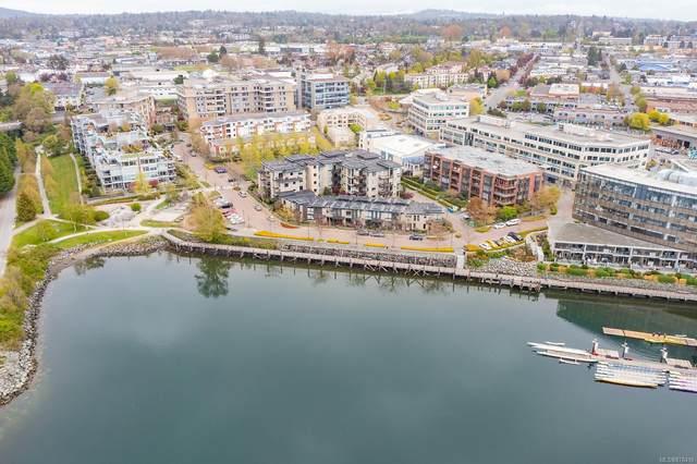 330 Waterfront Cres W #5, Victoria, BC V8T 5K3 (MLS #878416) :: Pinnacle Homes Group
