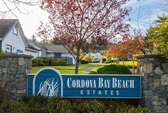 5110 Cordova Bay Rd #21, Saanich, BC V8Y 2K5 (MLS #878431) :: Day Team Realty