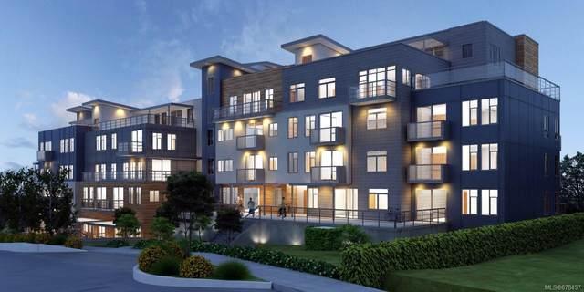 1450 Glentana Rd #312, View Royal, BC V9A 2P8 (MLS #878437) :: Pinnacle Homes Group