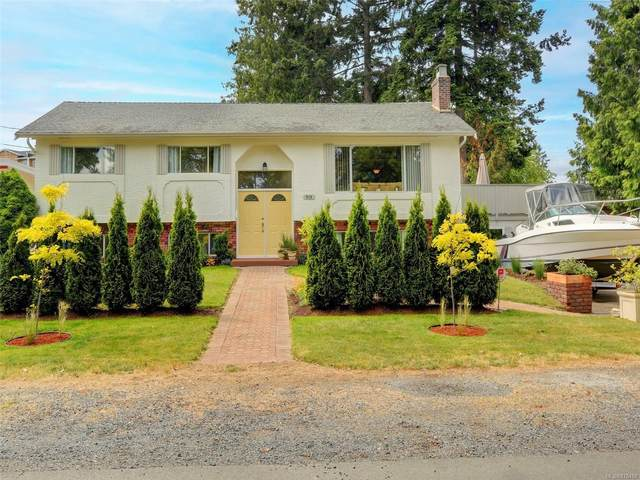 919 Rex Rd, Langford, BC V9B 2P2 (MLS #878458) :: Pinnacle Homes Group