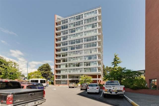 327 Maitland St #206, Victoria, BC V9A 7G7 (MLS #878471) :: Pinnacle Homes Group