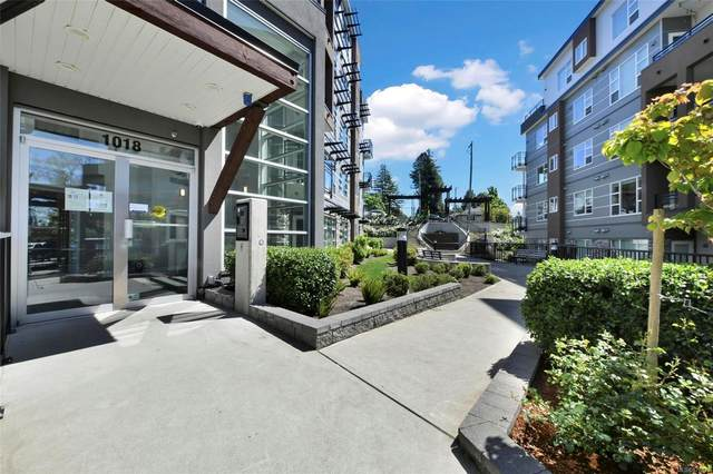 1018 Inverness Rd #501, Saanich, BC V8X 0B1 (MLS #878477) :: Day Team Realty