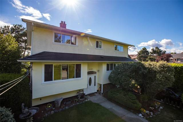 3192 Shakespeare St, Victoria, BC V8T 3A9 (MLS #878494) :: Pinnacle Homes Group