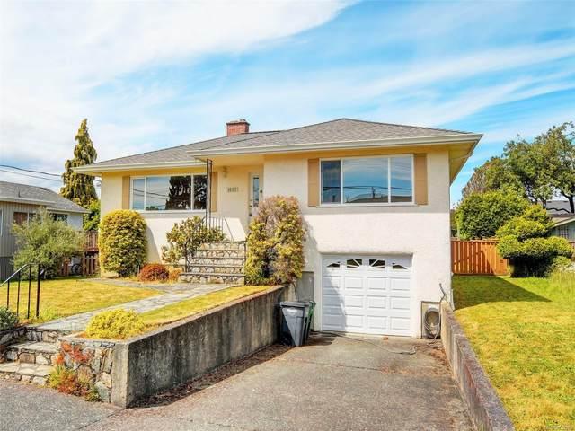 1610 Sheridan Ave, Saanich, BC V8P 3B3 (MLS #878570) :: Pinnacle Homes Group