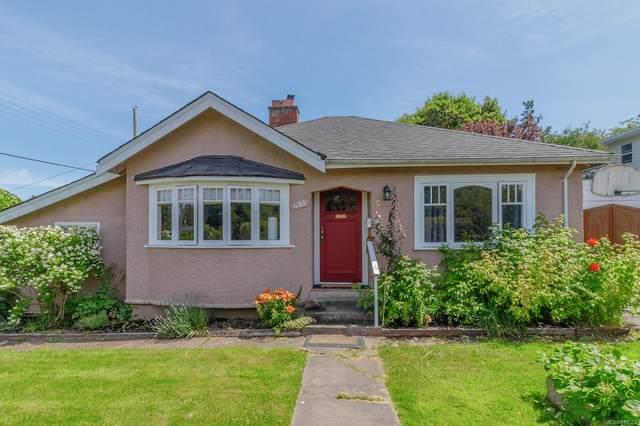 485 Marigold Rd, Saanich, BC V8Z 4R3 (MLS #878583) :: Pinnacle Homes Group