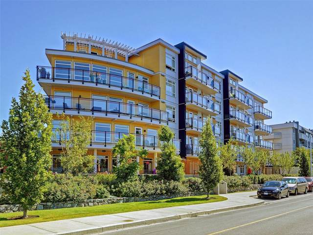 935 Cloverdale Ave #202, Saanich, BC V8X 2T4 (MLS #878596) :: Day Team Realty