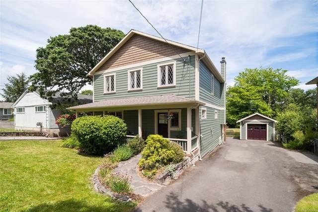 758 Newbury St, Saanich, BC V9A 2C1 (MLS #878613) :: Pinnacle Homes Group